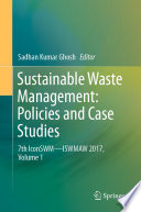 Sustainable Waste Management Policies And Case Studies