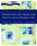 Transition Methods for Youth with Disabilities