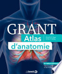 illustration du livre Grant Atlas d'anatomie