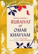Edward FitzGerald s Rubaiyat of Omar Khayyam