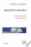 Proust e Monet