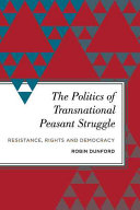 The Politics of Transnational Peasant Struggle
