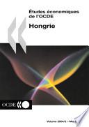 Études économiques de l'OCDE : Hongrie 2004