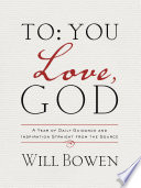 Ebook To You; Love, God Epub Will Bowen Apps Read Mobile