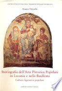 Storiografia dell Arte Pittorica Popolare in Lucania e nella Basilicata
