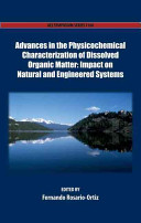 Advances in the Physicochemical Characterization of Dissolved Organic Matter