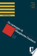 Un carteggio di Margherita Guidacci  Lettere a Tiziano Minarelli