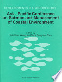Asia Pacific Conference on Science and Management of Coastal Environment