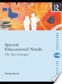 Special Educational Needs  The Key Concepts