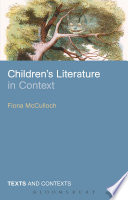 Children s Literature in Context