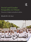 Social and Gender Inequality in Oman