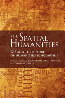 The Spatial Humanities
