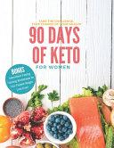 90 Days Of Keto For Women