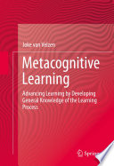Metacognitive Learning
