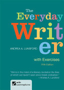 The Everyday Writer with Exercises