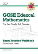 New GCSE Maths Edexcel Exam Practice Workbook  Foundation   For the Grade 9 1Course  with Answers
