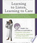 Learning to Listen  Learning to Care