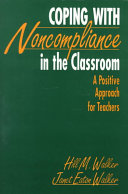 Coping with Noncompliance in the Classroom