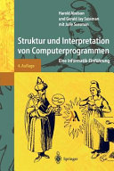 Struktur Und Interpretation Von Computerprogrammen/ Structure and Interpretation of Computer Programs