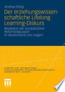 Der erziehungswissenschaftliche Lifelong Learning-Diskurs