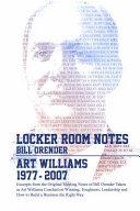 Locker Room Notes