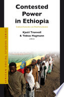 Contested Power in Ethiopia