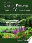 Business Principles of Landscape Contracting