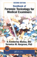 Handbook Of Forensic Toxicology For Medical Examiners : and easy access to reliable sources...