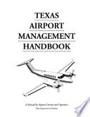 Texas Airport Management Handbook