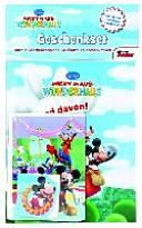 Disney Junior Micky Maus Wunderhaus Geschenkset