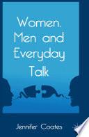 Women  Men and Everyday Talk