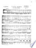 A Mia Madre An Meine Mutter Song Deutscher Text Von E Von Bothmer Ital Ger Ms Corrections By The Composer