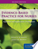 BOOK ALONE   Evidence Based Practice for Nurses