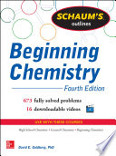 Schaum s Outline of Beginning Chemistry  EBOOK