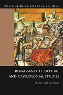 download ebook renaissance literatures and postcolonial studies pdf epub