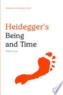 download ebook heidegger's being and time: an edinburgh philosophical guide pdf epub