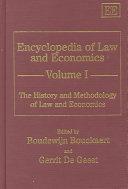 Encyclopedia of Law and Economics
