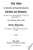 Das Leben der ekstatischen und stigmatischen Jungfrau Christina von Stommeln