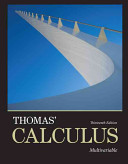 Thomas  Calculus  Multivariable