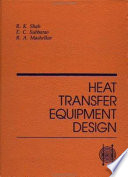 Heat Transfer Equipment Design