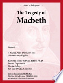 Macbeth Manual  ENHANCED eBook