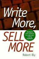 Write More, Sell More