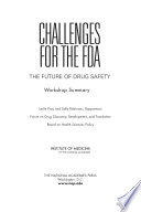Challenges For The Fda
