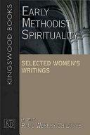 Early Methodist Spirituality