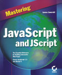 Mastering Javascript And Jscript
