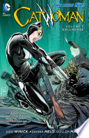 Catwoman Vol  2  Dollhouse  The New 52