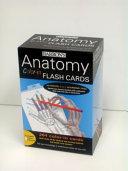 Anatomy Color in Flash Cards Includes 8 Color Pencils