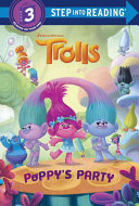 Trolls Deluxe Step Into Reading  2  DreamWorks Trolls