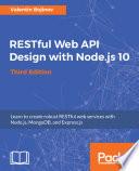 Restful Web Api Design With Node Js 10 Third Edition