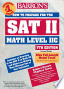 Barron s How to Prepare for the Sat II Math